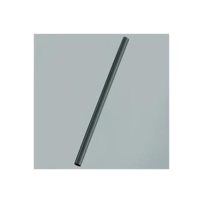 タピオカストロー ストレート裸 (130本箱入)No.613 φ12×210mm <黒>
