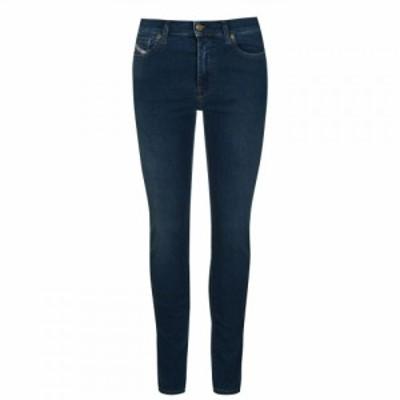 ディーゼル Diesel レディース ジーンズ・デニム ボトムス・パンツ Roisin Jeans Drk Blu