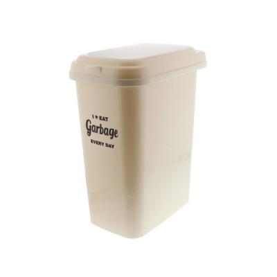 平和工業 ゴミ箱 ふた付き エコペール 20L クリーム