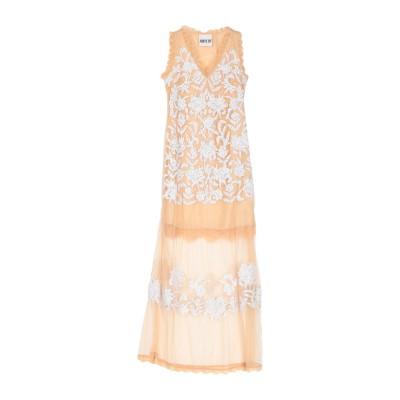 アニヤバイ ANIYE BY ロングワンピース&ドレス サンド L ナイロン ロングワンピース&ドレス