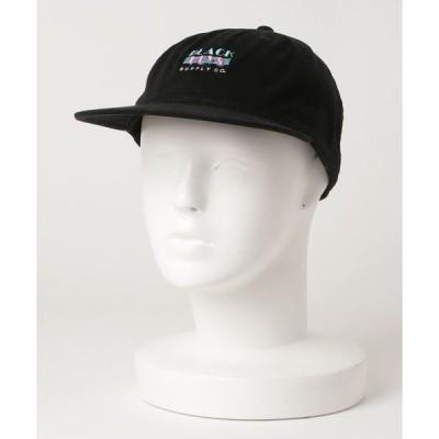帽子 キャップ 【BLACK FLYS】VICE FLAT VISOR CAP