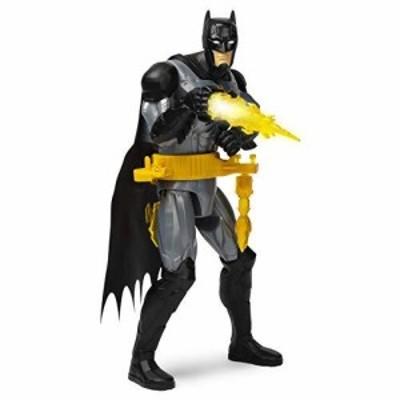 送料無料 BATMAN, 12-Inch Rapid Change Utility Belt Deluxe Action Figure with Lights and Sounds