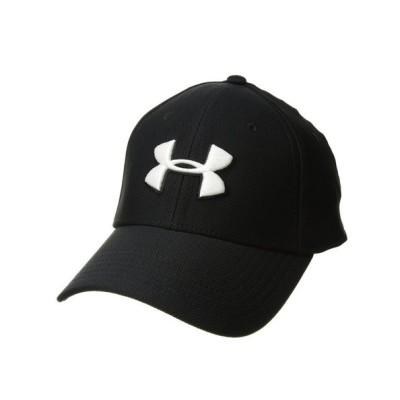 アンダーアーマー Under Armour メンズ キャップ 帽子 Blitzing 3.0 Cap Black/Black/White
