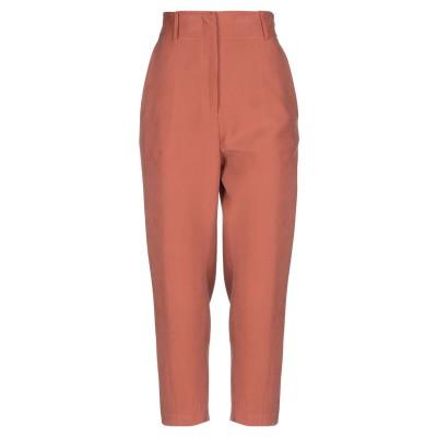 RAME パンツ 赤茶色 46 レーヨン 93% / ポリエステル 7% パンツ