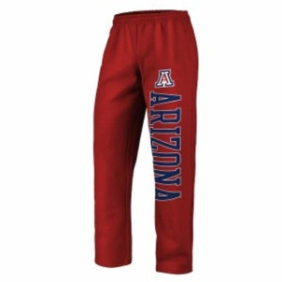 Fanatics Branded ファナティクス ブランド スポーツ用品  Fanatics Branded Arizona Wildcats Red Sideblocker Fleece Pants