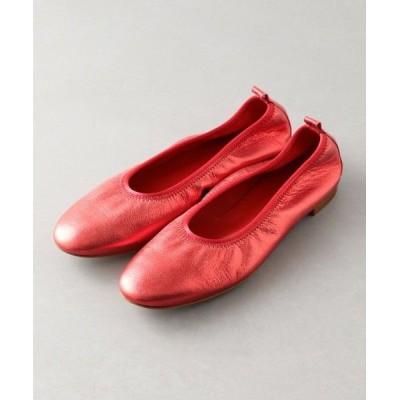 Odette e Odile/オデット エ オディール OFD ストレッチグログランFLT10↑ RED 23.5cm