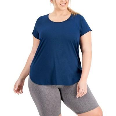 イデオロギー レディース Tシャツ トップス Plus Size Sweat Set T-Shirt