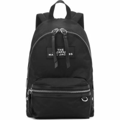 マーク ジェイコブス Marc Jacobs レディース バックパック・リュック バッグ medium nylon backpack Black