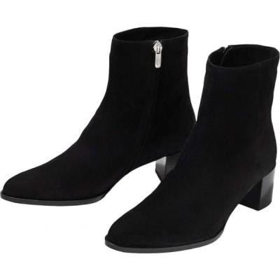 マルゴー Margaux レディース ブーツ シューズ・靴 The Downtown Boot Black Suede