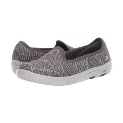 SKECHERS Performance スケッチャーズ レディース 女性用 シューズ 靴 スニーカー 運動靴 On-The-Go Bliss - 16510 - Gray