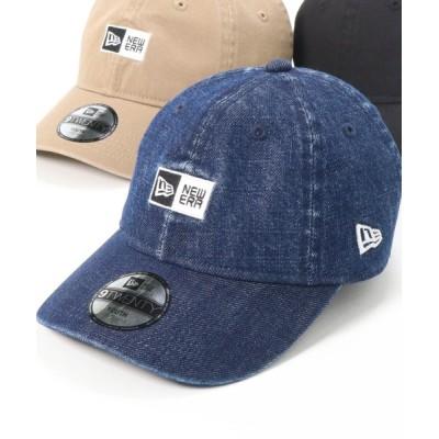 帽子屋ONSPOTZ / ニューエラ キッズ キャップ ボックスロゴ KIDS 帽子 > キャップ