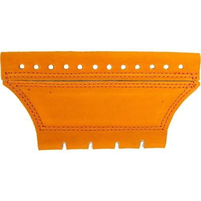 【送料290円】ゼット キャッチミット用(4つ穴) オレンジ ZETT BGX702 5600