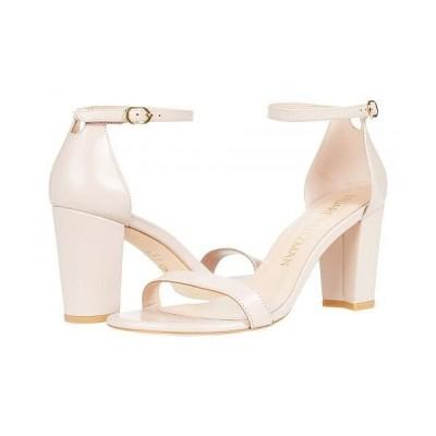 Stuart Weitzman スチュアートワイツマン レディース 女性用 シューズ 靴 ヒール Nearlynude Ankle Strap City Sandal - Dolce