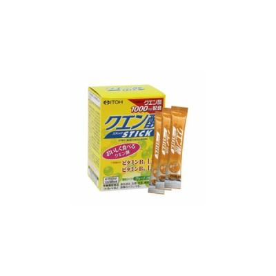 《井藤漢方製薬》 クエン酸スティック 4g×30袋 (約15日分) 【栄養機能食品(ビタミンB2、ビタミンB6)】