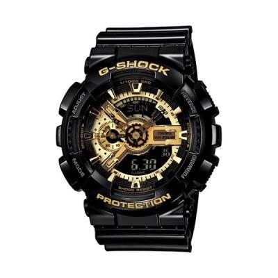 腕時計 Black × Gold Series(ブラック×ゴールドシリーズ) / GA-110GB-1AJF / Gショック