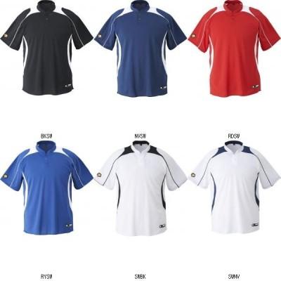 デサント DESCENTE ジユニアベースボールシヤツ JDB110B 野球ベースボールTシャツ