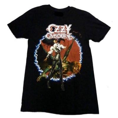 【OZZY OSBOURNE】オジーオズボーン「THE ULTIMATE SIN」Tシャツ