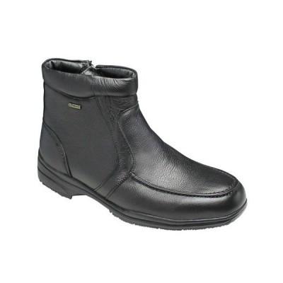 ビジネスシューズ マドラス ウォーク/ブーツ ラウンドトゥ/SPMW5476 ブラック/4E幅広