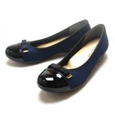 ARCH CONTACT(アーチコンタクト)ARCH CONTACT アーチコンタクト 日本製 バレエ パンプス 2.8cmヒール 痛くない ローヒール 低反発 39082 レディース 靴