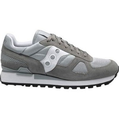 サッカニー Saucony Originals メンズ スニーカー シューズ・靴 Shadow Original Sneaker Grey/White