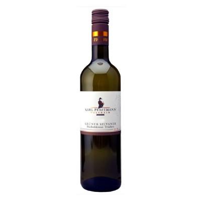 母の日 ギフト ワイン グリュナー・シルヴァーナー QbA トロッケン / カール・ファフマン 白 750ml ドイツ ファルツ 白ワイン