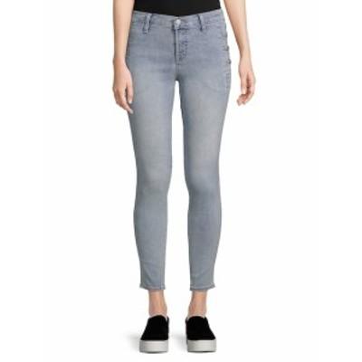 J ブランド レディース パンツ デニム Zion Cropped Skinny Jeans