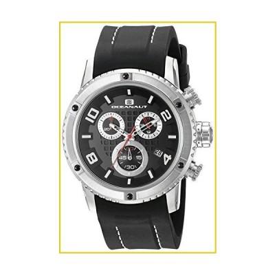 Oceanaut Men's OC3120R Analog Display Quartz Black Watch並行輸入品
