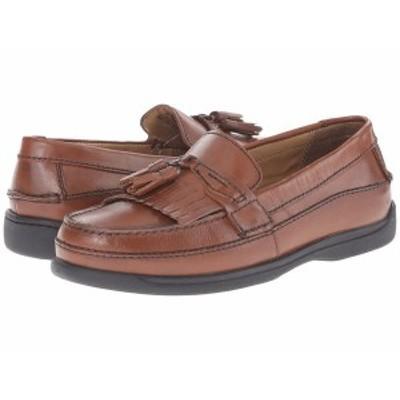 ドッカーズ メンズ スリッポン・ローファー シューズ Sinclair Kiltey Tassel Loafer Antique Brown