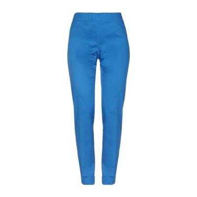 パロッシュ P.A.R.O.S.H. パンツ ブルー S 97% コットン 3% ポリウレタン パンツ