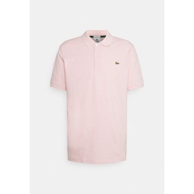 ラコステ ライブ ポロシャツ メンズ トップス UNISEX - Polo shirt - pink
