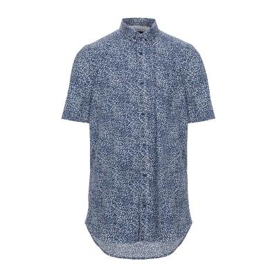 ARMANI EXCHANGE シャツ ブルー XS コットン 97% / ポリウレタン 3% シャツ