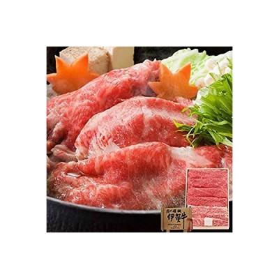 三重 伊賀牛ウデバラすき焼き用(500g)