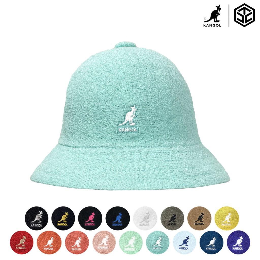 KANGOL BERMUDA 毛巾布 多色 鐘型帽 漁夫帽 圓頂漁夫帽 熱銷款 百搭帽款 必備帽款【TCC】