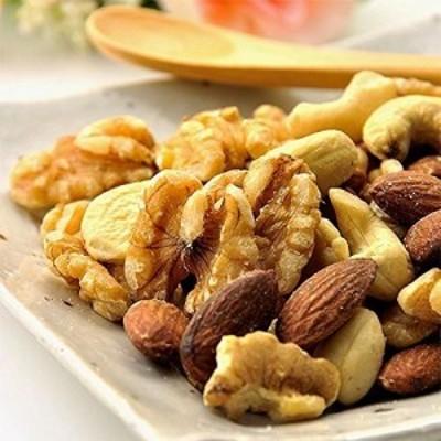 オーガニック ミックスナッツ 無塩 無添加 素焼き 200g ナッツ 有機 食品 送料無料