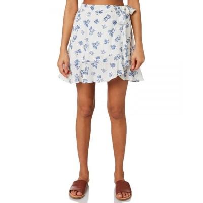 ミンクピンク Minkpink レディース ミニスカート ラップスカート スカート Moonstone Mini Wrap Skirt Multi