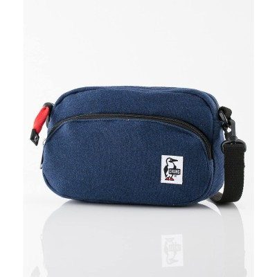 CHUMS(チャムス) SHOULDER POUCH SWEAT / ショルダーポーチ スウェット FREE NVY CH60-2701-N018