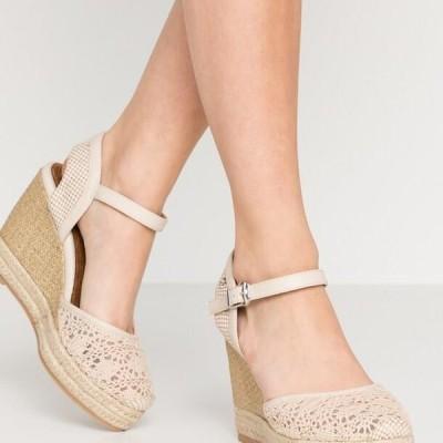 レディース ヒール High heels - beige