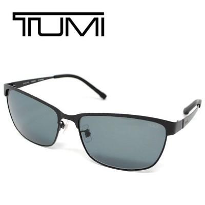 TUMI トゥミ サングラス UVカット メンズ レディース ユニセックス ブランド 偏光レンズ ギフト 11-0005-01