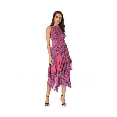 Nanette Lepore ナネットレポー レディース 女性用 ファッション ドレス Magic Garden Dress - Coral Multi