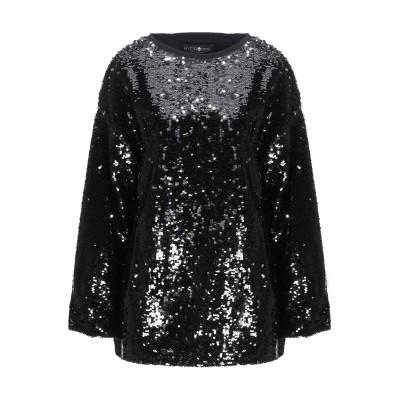 ハイドロゲン HYDROGEN スウェットシャツ ブラック XS ポリエステル 100% スウェットシャツ