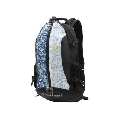 【新品/取寄品】バスケットプレイヤーのために開発されたバッグ ケイジャー グラフィティサックス40-007GS