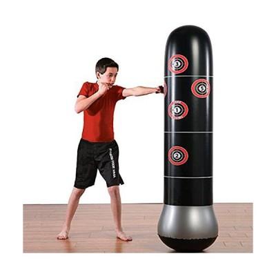 来慶[ライケイ] エアー スタンディングバッグ 子供用 160 ボクシング キックボクシング 空手 テコンドー 〓拳道