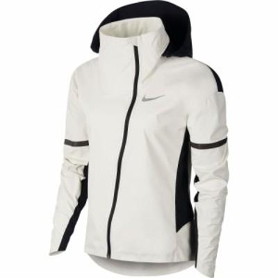 ナイキ Nike レディース ランニング・ウォーキング フード ジャケット アウター AeroShield Hooded Running Jacket Sail