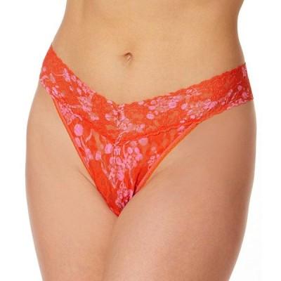 ハンキーパンキー レディース パンツ アンダーウェア Orange Crush Original Thong