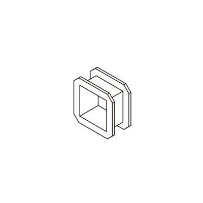 【RH-SHD】クリナップ レンジフード 部品 背面排気用 中継ダクト