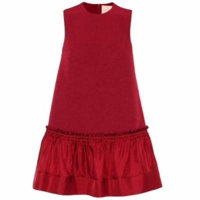 ロクサンダ Roksanda レディース ワンピース ワンピース・ドレス Tanaga crepe dress Bordeaux