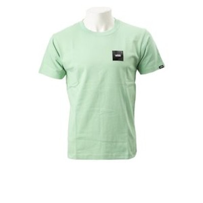 CD19SS-MT62 VANS BOX LOGO S/S TEE MINT 598811-0002