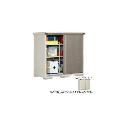 タクボ物置 グランプレステージ 全面棚 小型物置 収納庫 GP-157CF ムーンホワイト 物置