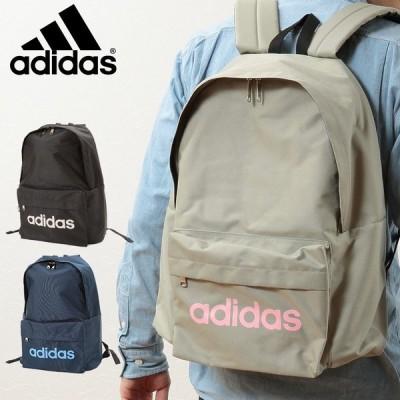 アディダス スクールバッグ リュック 33cm×45cm×16cm (リュックサック 通学 男子 女子 中学生 高校生 adidas) (送料無料)