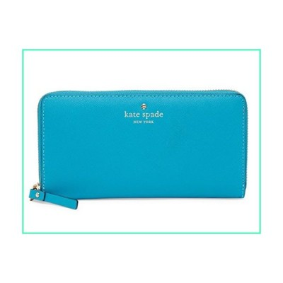 Kate Spade New York Lacey Wallet Neon Tourquoise並行輸入品